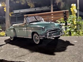 Miniciks Hayatlar  1950 Chevy Belair