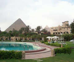 Egypt   -  Near The Pyramids