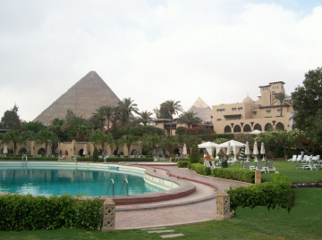 Egypt   -  Near The Pyramids