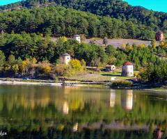 Sünnet Gölü Tabiat Parkı / Göynük / Bolu