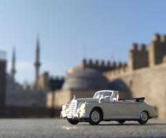 Miniciks Hayatlar 1955 Mercedes 300 S