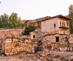 Biraz Tarih 1 / Sarıhıdır Köyü / Ürgüp / Nevşehir