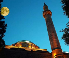Manisa İbrahim Çelebi Camii