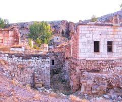 Biraz Tarih 4 / Sarıhıdır Köyü / Ürgüp / Nevşehir
