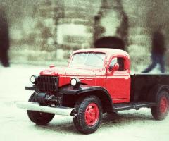Miniciks hayatlar  1941 Dodge Power Wagon