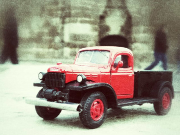 Miniciks hayatlar  1941 Dodge Power Wagon