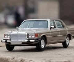 Miniciks Hayatlar  Mercedes Benz 450 SEL