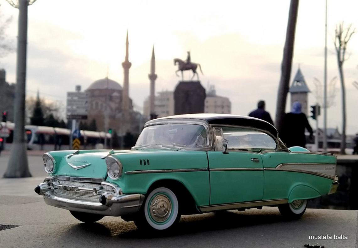 Miniciks Hayatlar  1957 Chevy Belair