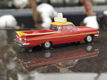 Miniciks Hayatlar 1959 Chevy Elcamino