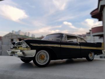 Miniciks Hayatlar 1958 Plymouth Fury