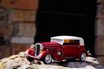 Miniciks Hayatlar  1933 Cadillac Fleetwood