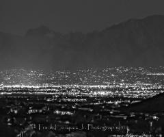 Tucson Arizona At Night