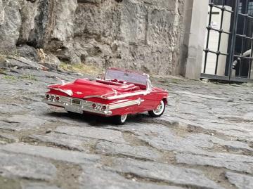 Miniciks Hayatlar  1960 Chevrolet Impala