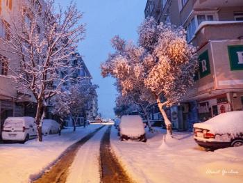 Kasabamda Kış