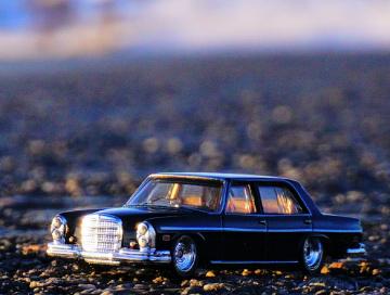 Miniciks Hayatlar 1972 Mercedes 280SE
