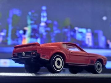 Miniciks Hayatlar 1971 Mach 1