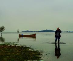Akçalar ( Ulubat Gölü)