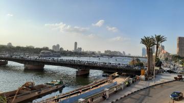 Cairo Nile River