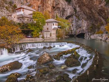 Blagaj Tekija Waterfall