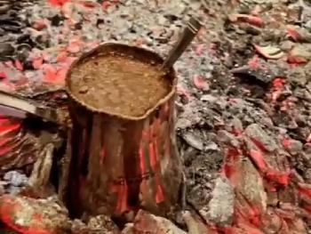 Közde Türk Kahvesi.