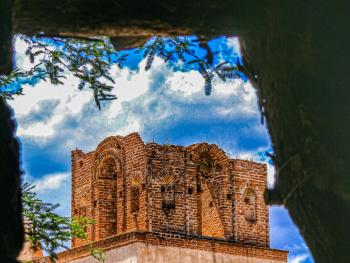 La Misión San José de Tumacácori In Tubac AZ USA