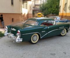 Mniciks Hayatlar  1955 Buick