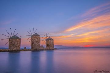 Chios İsland