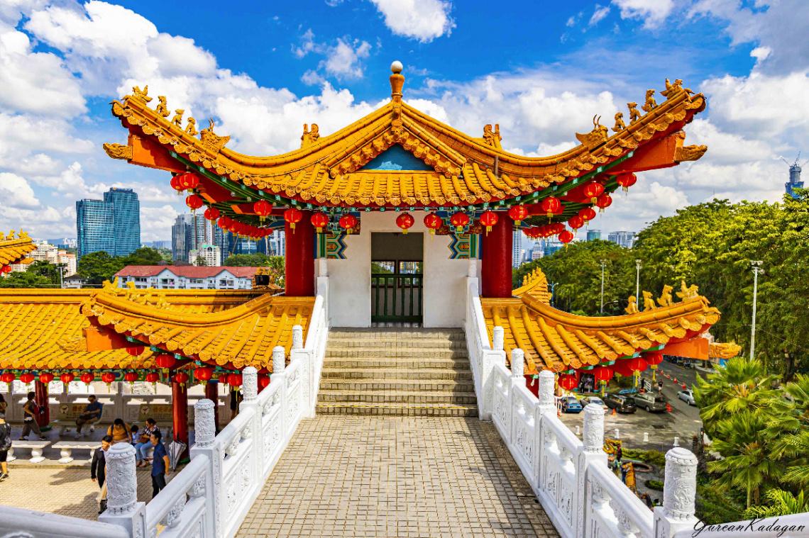 Thean Hou Tapınağı
