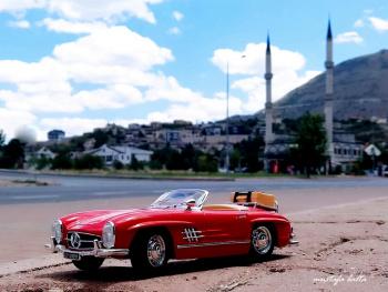 Miniciks Hayatlar  Mercedes 300 SL