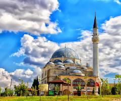 Vadişehir Mahmutoğlu Camii. Odun pazarı /Eskişehir
