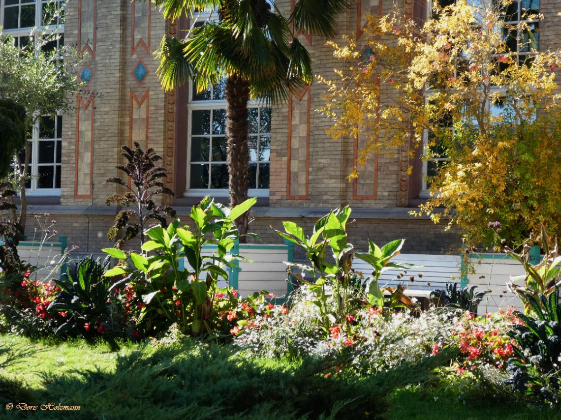 Botanical Garden, Karlsruhe / Germany
