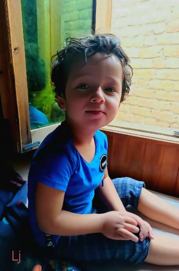 Portrait of Innocence