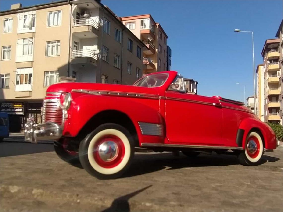 Miniciks hayatlar 1941 Chevrolet
