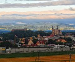 a postcard from the Opole region, Polonya