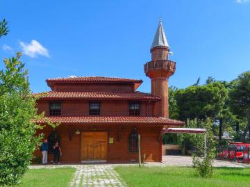 Mescit (Fatih İtfaiye Müdürlüğü - İstanbul)