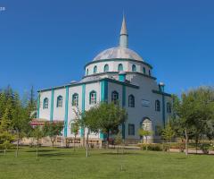 Müftü Nizameddin Şahin Cami/Odun Pazarı/Eskişehir
