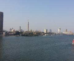 Egypt  - Cairo  - Nile River