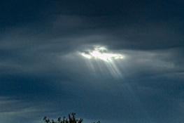 EARLY MORNING SUNRISE FROM TUCSON ARIZONA USA