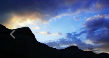 Quetta sunset