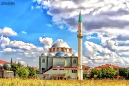Hz. İbrahim Cami / Odunpazarı / Eskişehir