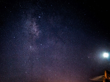 Arizona Fall Milky Way 2021