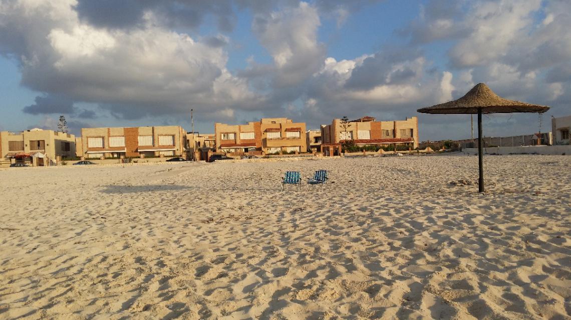 Egypt  -  North coast  - Summer is leaving