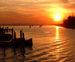 Murano sunset