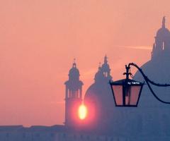 Sunset in Veneza