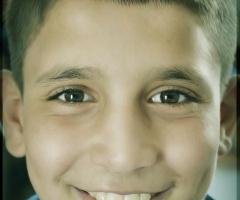 big smile ...