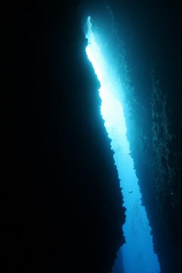 su altı kanyonu