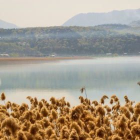 Sapanca Gölü Sis Altında...