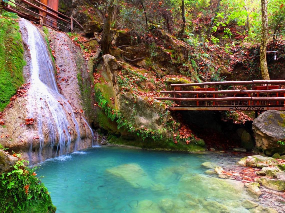Gizli Cennet Şelalesi Manavgat..