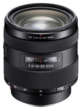 Sony SAL1650 16-50mm F2.8