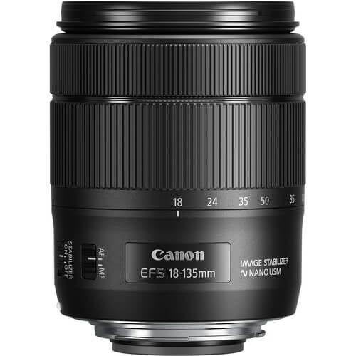 Canon EF-S 18-135mm f/3.5-5.6 NANO IS USM